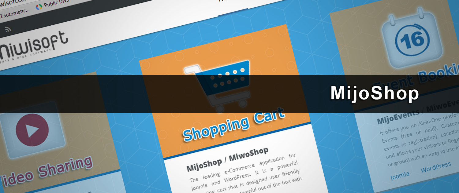 iDEAL voor Joomla & Mijoshop