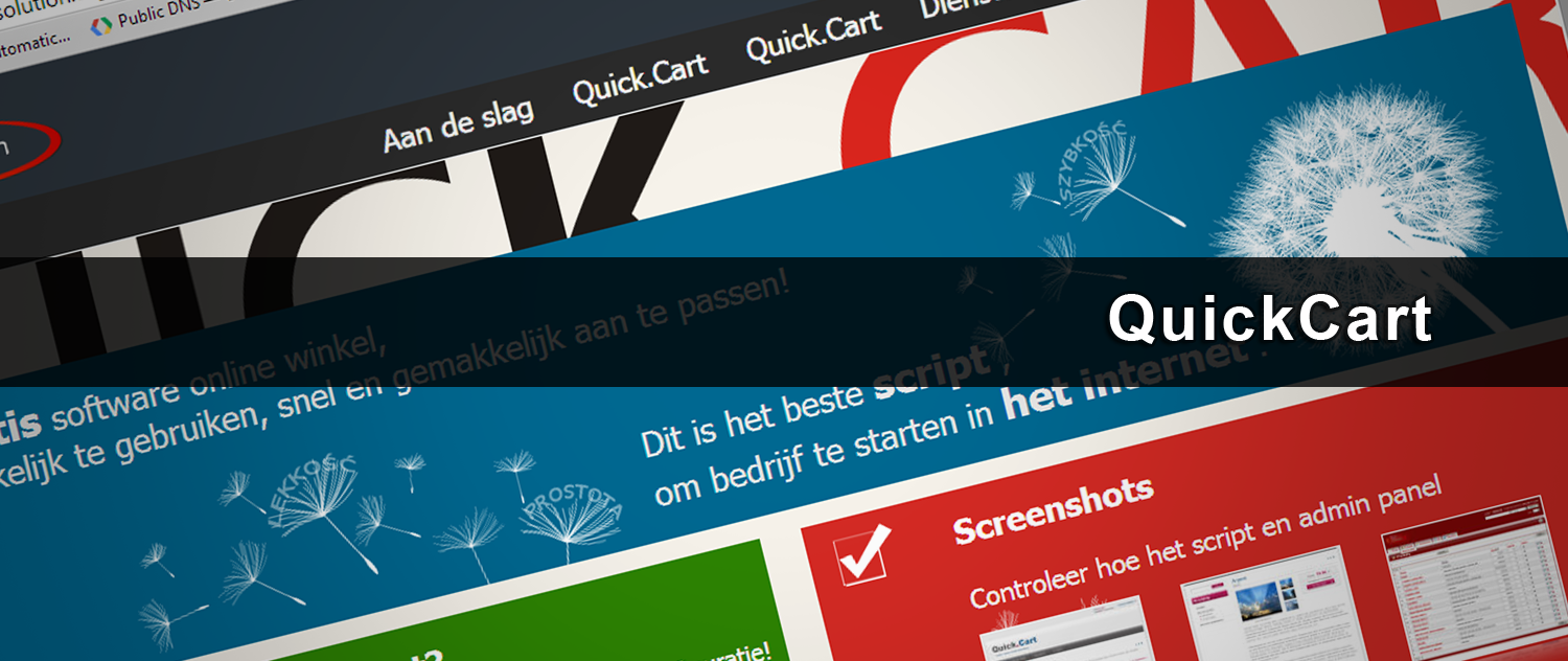iDEAL voor QuickCart