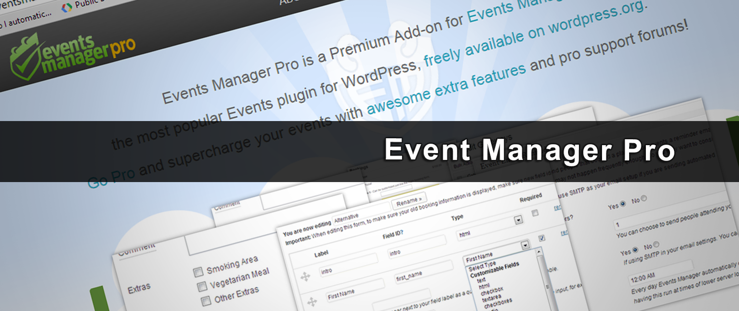 iDEAL voor Wordpress & Event Manager Pro